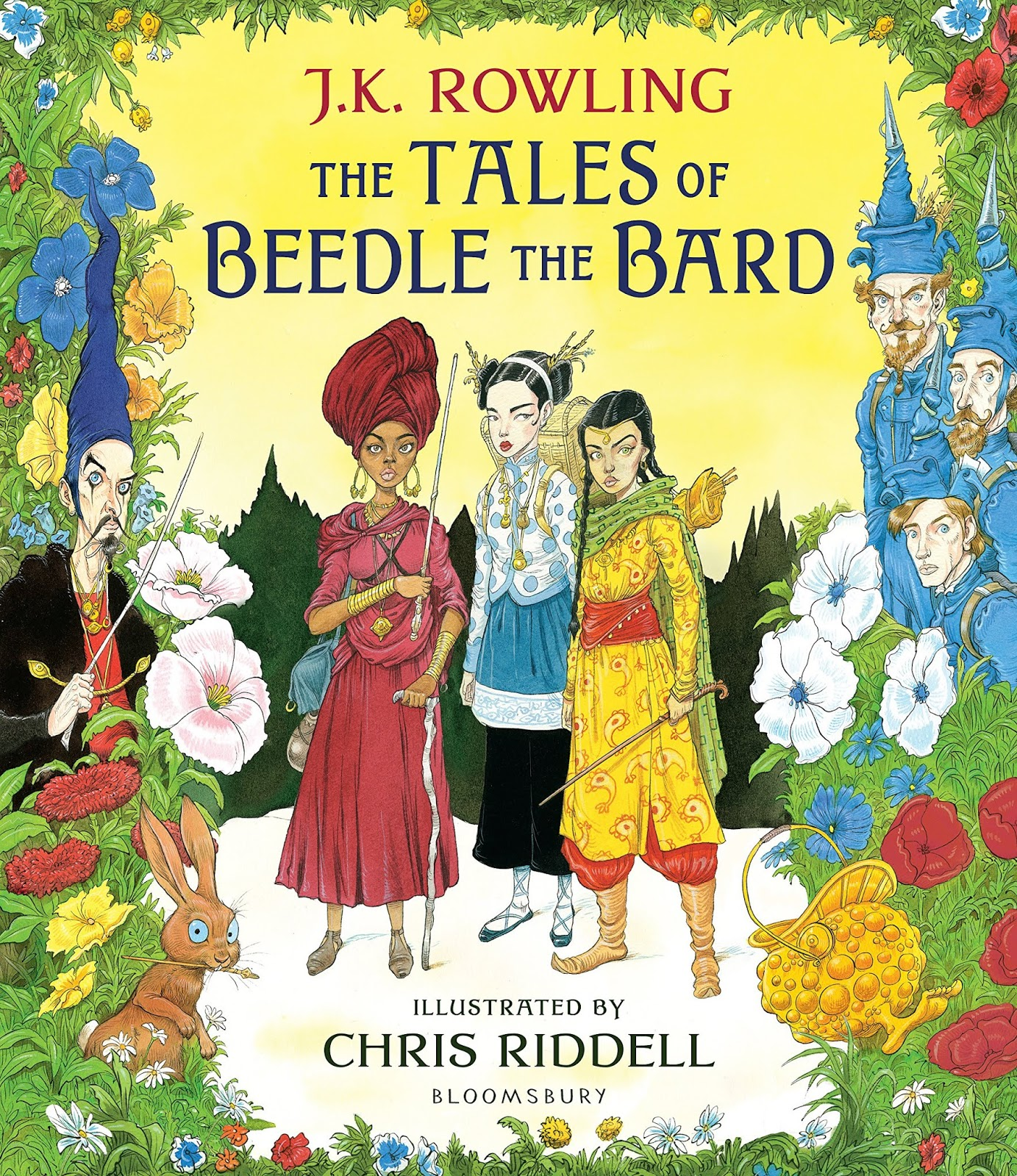 Tales of Beedle the Bard (UK Edition) by J.K. Rowling