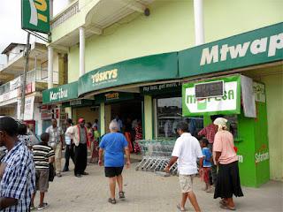 Mtwapa Kenol stage near tuskys. PHOTO | Mtwapaa
