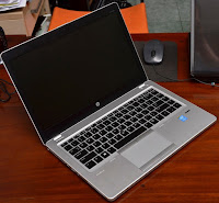 Jual Ultrabook HP Elitebook Folio 9480M i5 Bekas