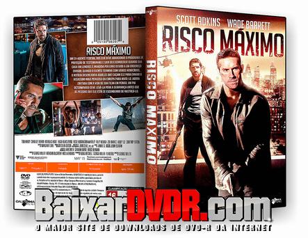 Risco Máximo (2017) DVD-R OFICIAL