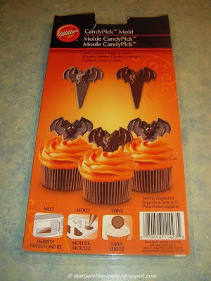 Margaret's Morsels | Halloween Candy Mold