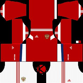 Russia 2018 World Cup Kits -  Dream League Soccer Kits