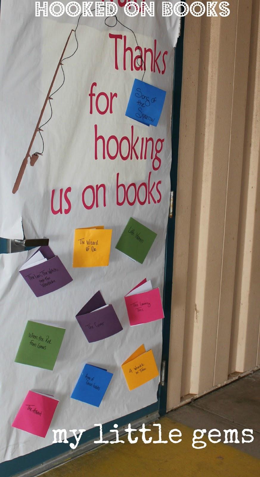 My Little Gems: Teacher Appreciation Door Decorating Ideas