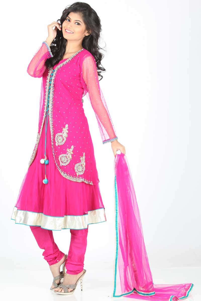 Latest Fashion In Salwar Suits