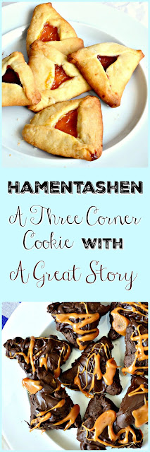 Hamentaschen. Everything you ever wanted to know about baking this three cornered Jewish cookie. #hamentaschen #purimrecipes #hamentashen www.thisishowicook.com