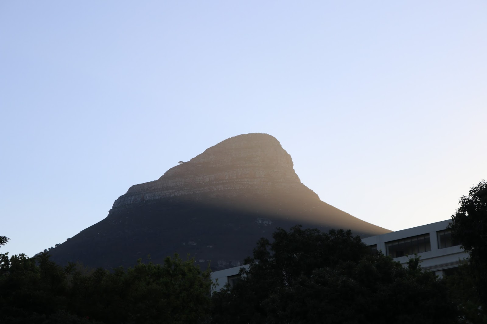 Lions Head Mountain, Cape Town, South Africa