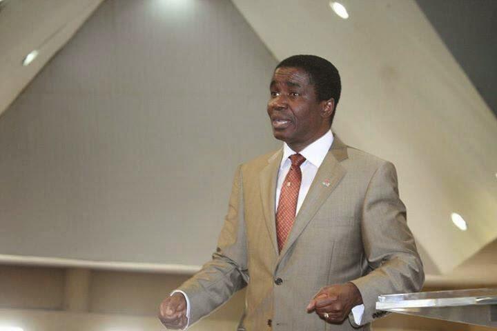 Bishop David Abioye Sermons