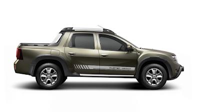 Kit Adesivo Sandero Oroch acessórios lançamento 2016