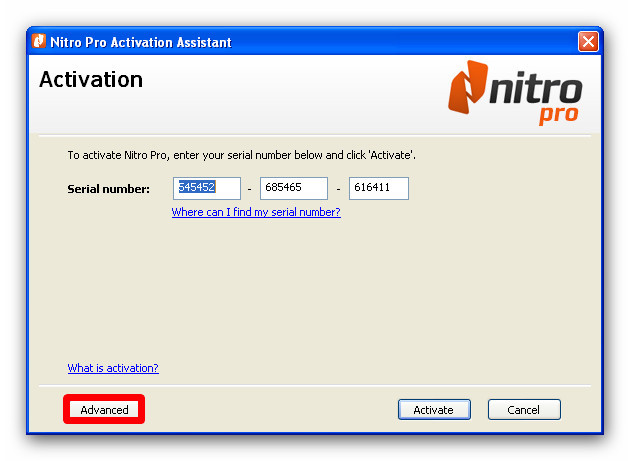 ALi: Nitro Pro 9 5 1 5 + Activator (Full Version) free Download