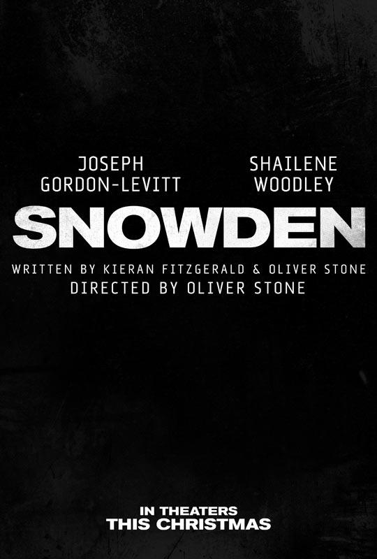 Snowden (2016) หนังชีวประวัติ เอ็ดเวิร์ด สโนว์เดน [HD]