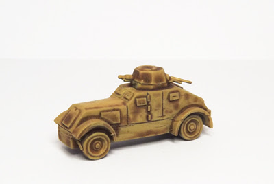 POL24   wz.29 Armoured car