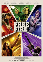 Free Fire 2017 Movie Poster 5 (24)