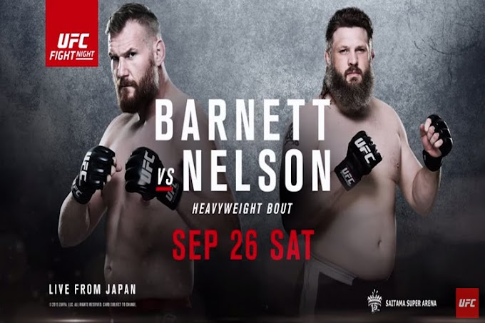 UFC FIGHT NIGHT JAPAN - Feed Code