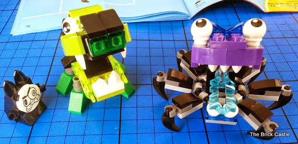 LEGO Mixels Series 3 review £3 pocket money toys stockingfillers