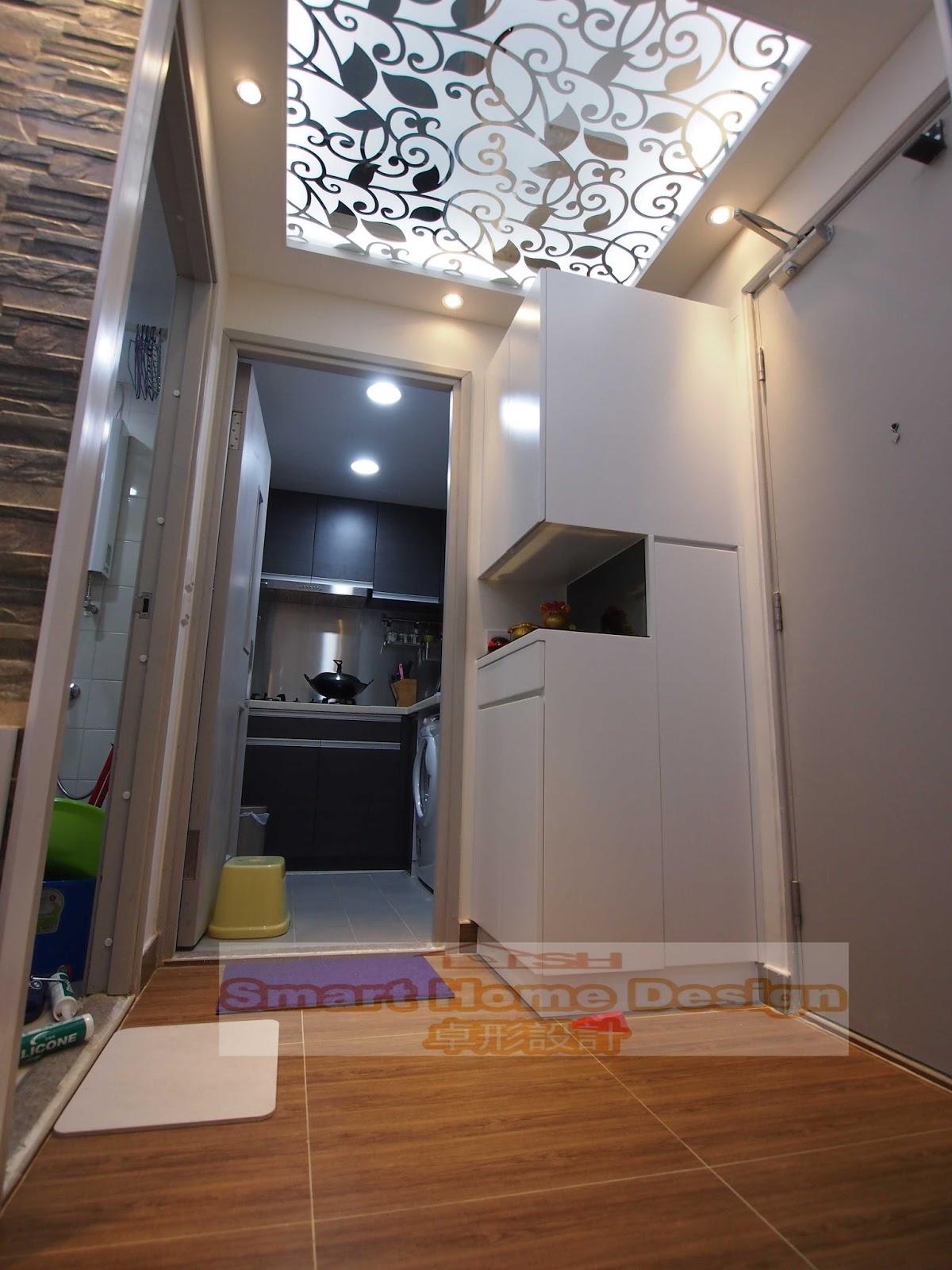 裝修/廚櫃/傢俬/卓形設計Smart Home Design: 新公屋裝修 水泉澳邨3-4人單位完工相分享