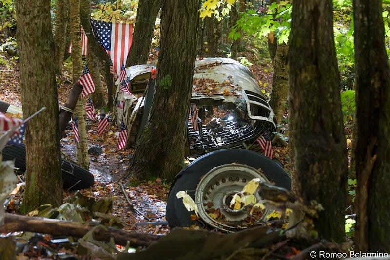 B-52 Crash Site Things to Do in Moosehead Lake Maine