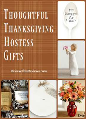 You're invited out to Thanksgiving dinner! Here are five thoughtful gifts your hostess really wants.