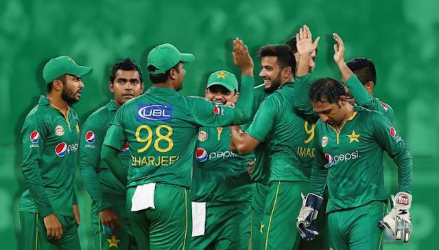 Pakistan Cricket Team T20