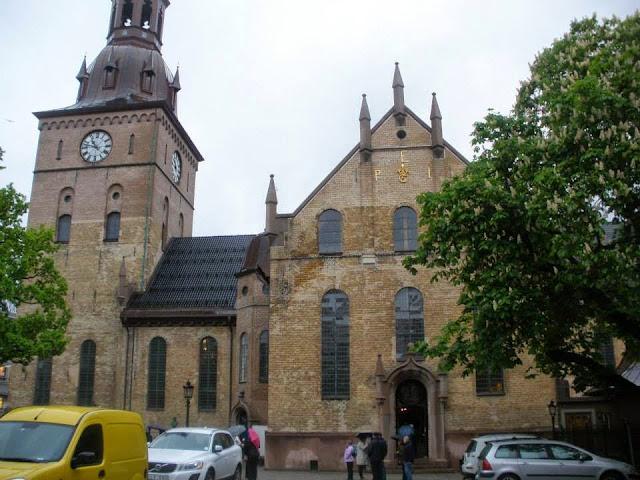 Catedral del Salvador de Oslo (Oslo Domkirke)