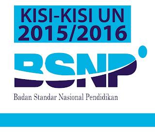 Ujian Nasional 2016 SMP / MTs