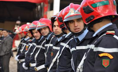 مباراة الوقاية المدنية بالمغرب شروط التسجيل ووثائق الترشيح
