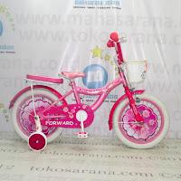 16 Inch Forward Leopord Kids Bike with Coaster Brake