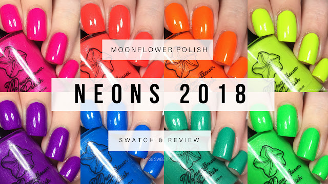 Moonflower Polish Neon 2018