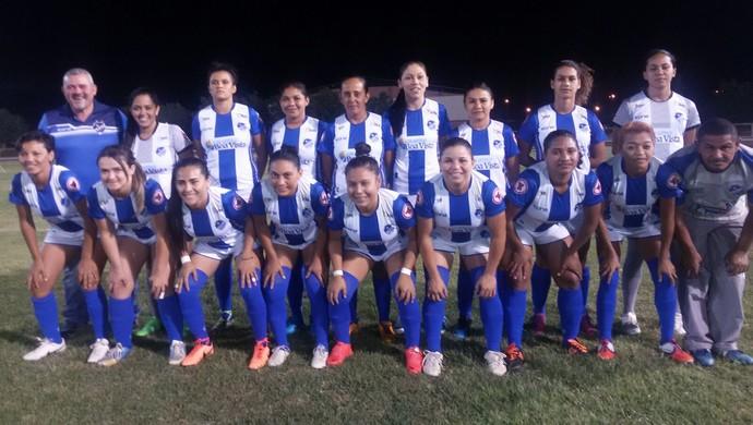 Time feminino do São Raimundo chega a final após quatro vitórias e um  empate (Foto  Divulgação) 987a1a2f6d44b