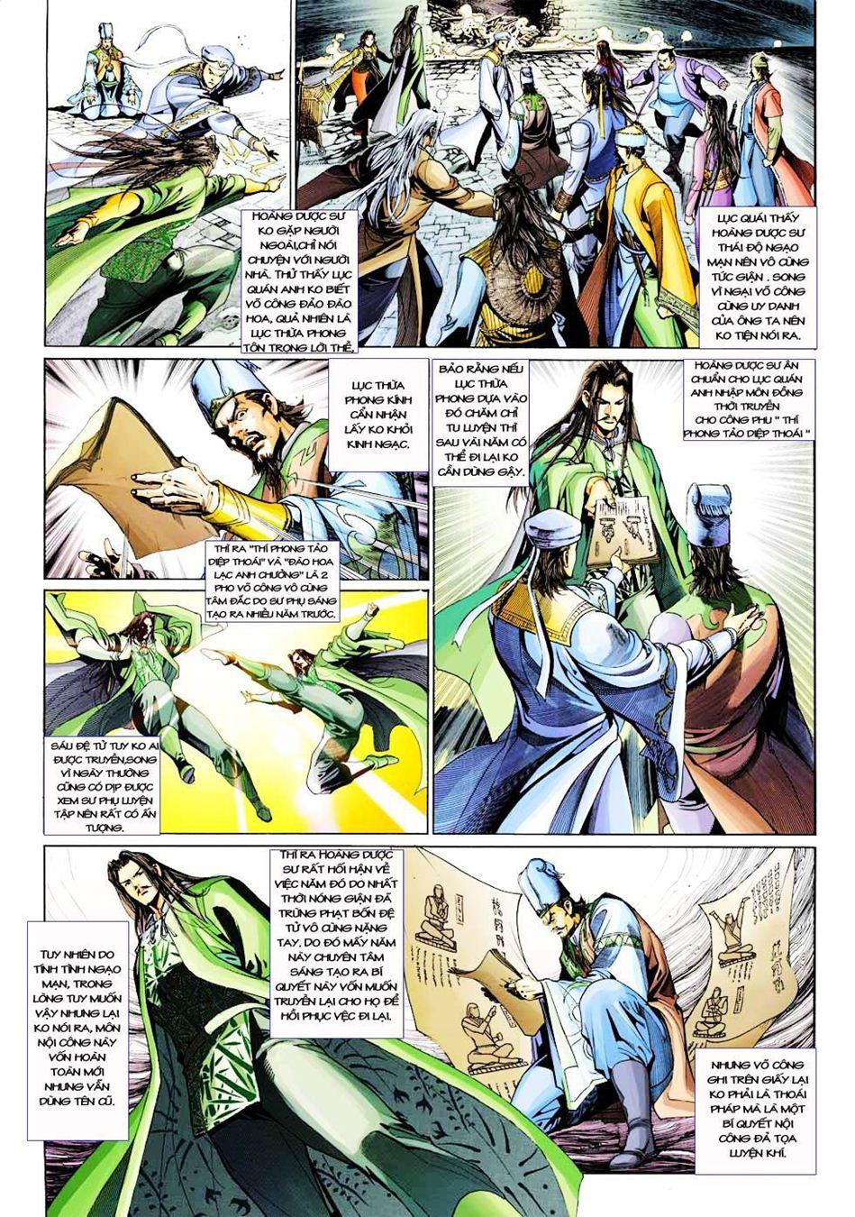 Anh Hùng Xạ Điêu anh hùng xạ đêu chap 33 trang 7