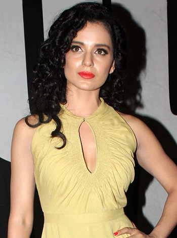 kangana ranaut almost slapped