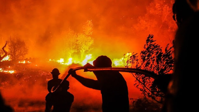 Αργολίδα: Πυροσβεστική, Αστυνομία και Στρατός σε κατάσταση πλήρους ετοιμότητας για φωτιές