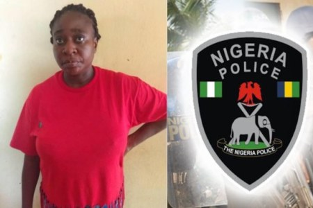 Woman Arrested After Defrauding Church Of N100million