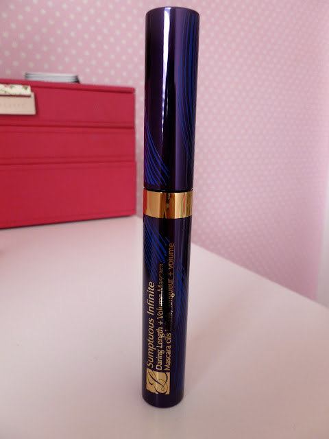 Estee Lauder Sumptuous Infinite Daring Length And Volume Mascara