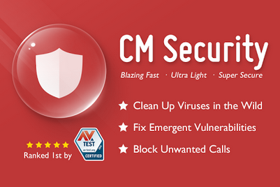 iOS/Android:CM Security APK Download,免費防毒軟體&找手機APP推薦下載