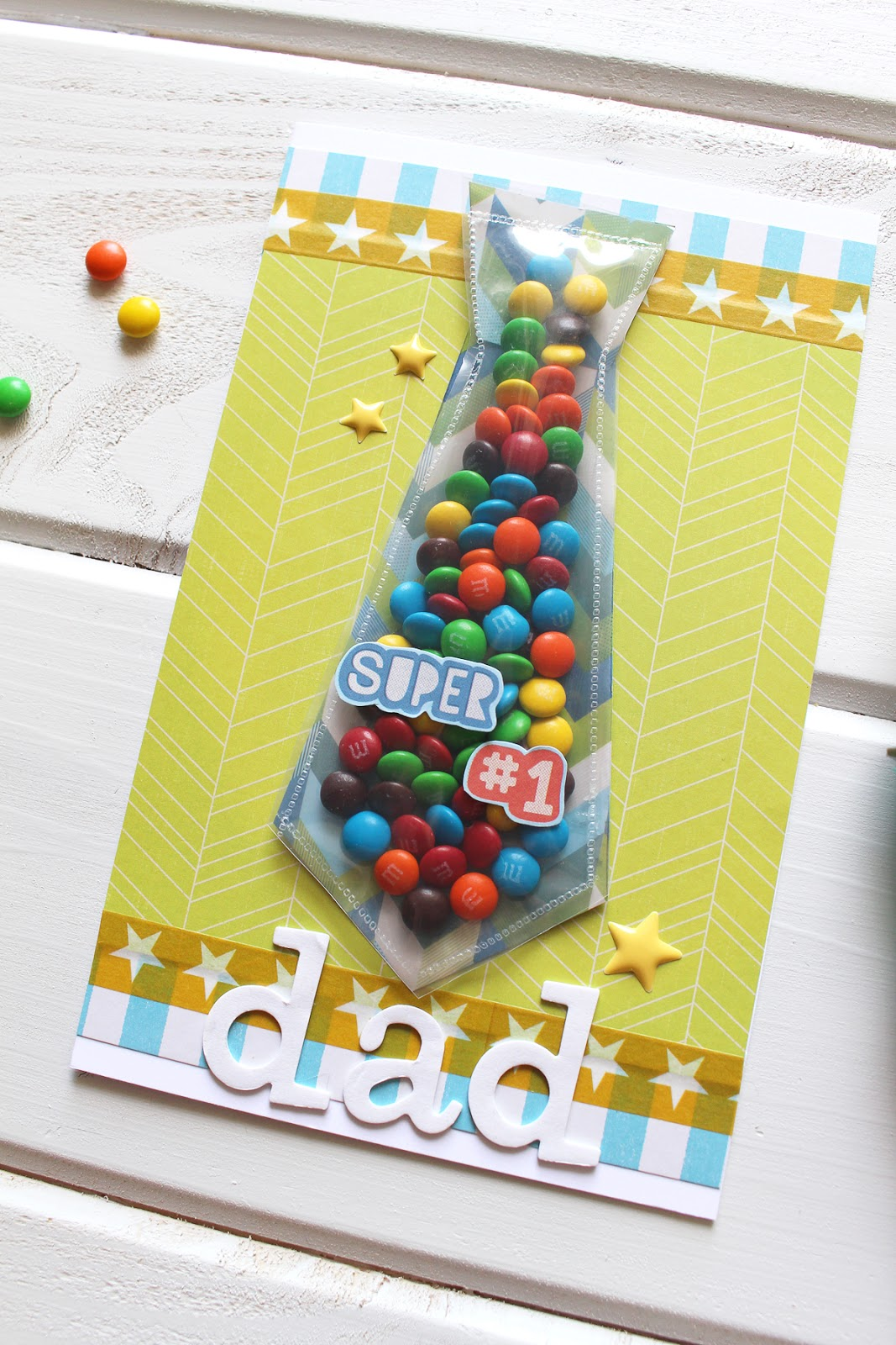 For The Love Of Paper Fathers Day Card Tie Candy Holder With Chocolate Box Fuse Dads And Also In Our Case Grandpas Its A Great Combination Makes Super Fun