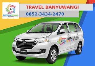 Travel Banyuwangi - Avanza Xenia