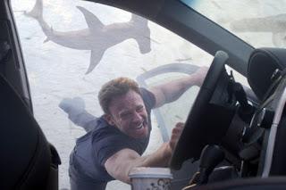 Sharknado 3 Oh Hell No Ian Ziering Fin Shepard