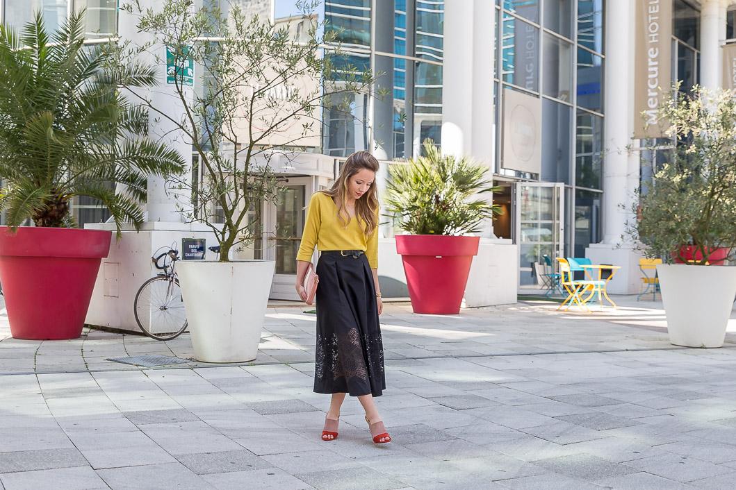 blog mode tenue du jour