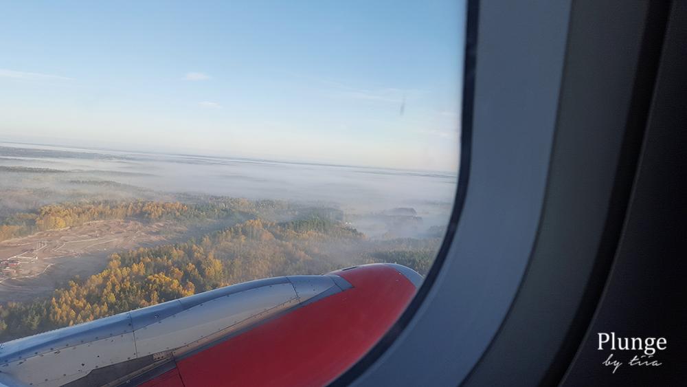 Foggy Sweden