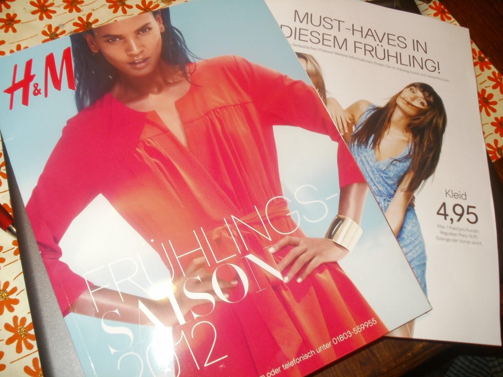h m katalog 2012 the blonde moments magazine. Black Bedroom Furniture Sets. Home Design Ideas