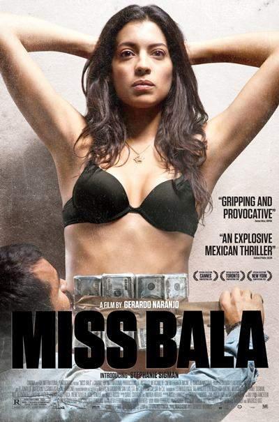 Miss Bala DVDR Descargar Español Latino Full ISO NTSC 2011