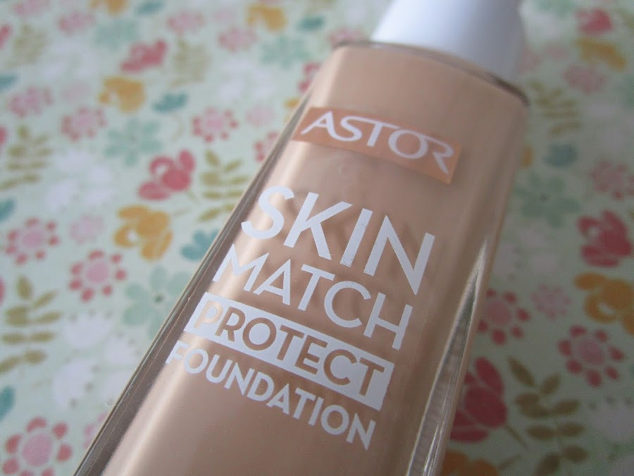 Base de Maquillaje Skin Match Protect de Astor