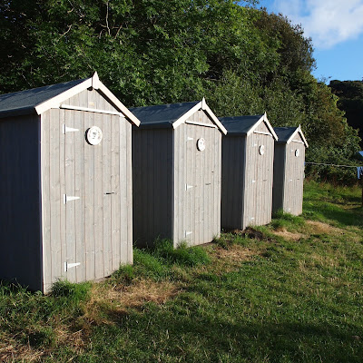 Compost Toilets at Polgreen