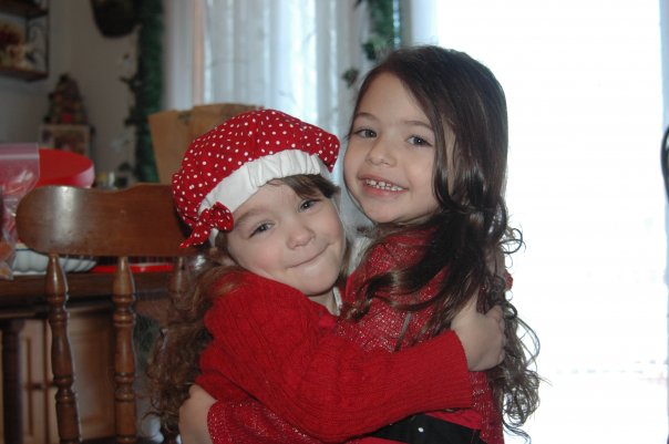 my nieces