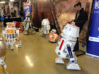 Collectormania 23, UK R2 Builders, R5D4, James X Robots