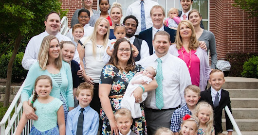 Charlotte's Baby Blessing April 10,2016