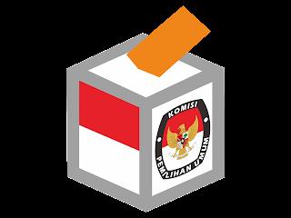 KOTAK SUARA KPU Vector Logo CDR, Ai, EPS, PNG