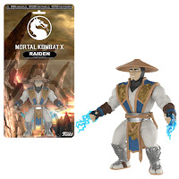 Action Figure: Mortal Kombat - Raiden