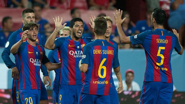 [Video] Cuplikan Gol Sevilla 0-2 Barcelona (Liga Super Spanyol)