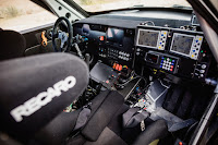 Mini John Cooper Works Rally 2017 Dashboard